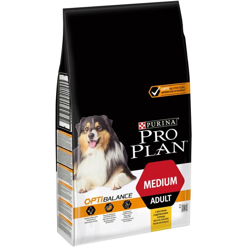 Сухой корм для собак Purina Pro Plan Adult Optihealth 3 кг
