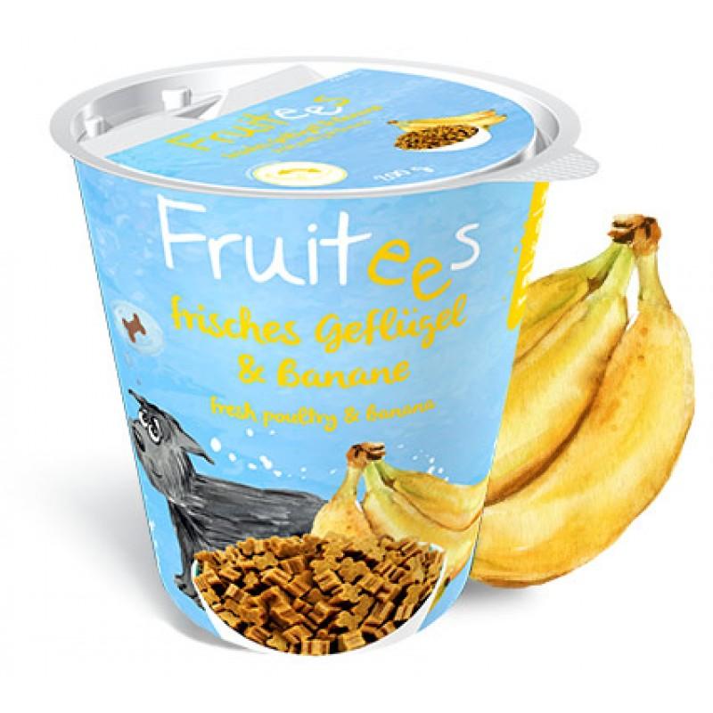 Лакомство для собак Bosch Fruitees with Banana 0,2 кг