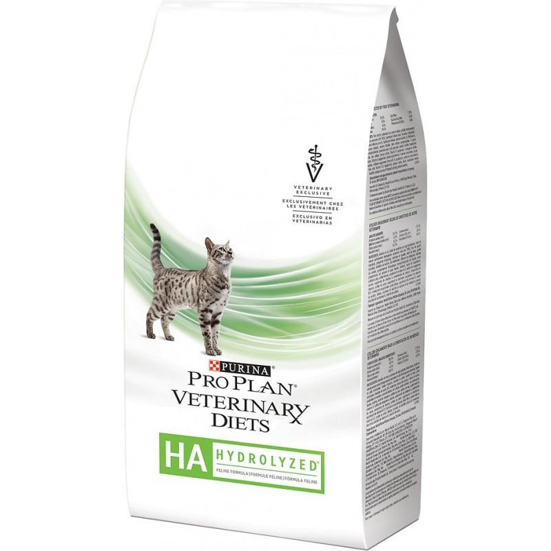 Сухой корм Purina Pro Plan Veterinary Diets Feline HA диета для кошек 1,3 кг