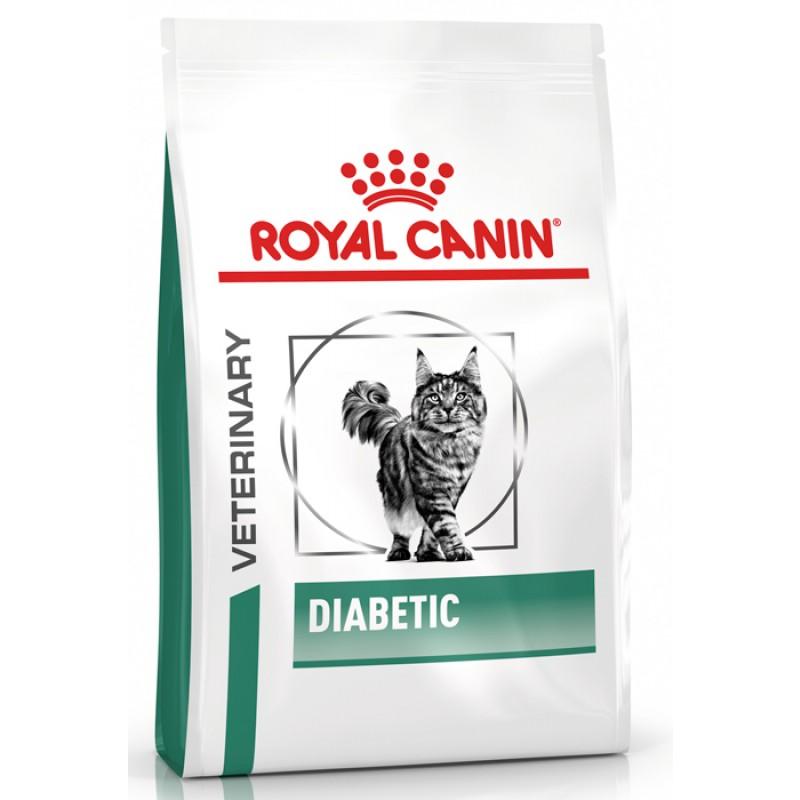 Сухой корм Royal Canin Diabetiс DS46 диета для кошек 1,5 кг