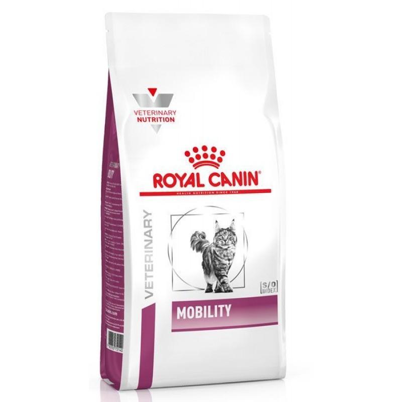 Сухой корм Royal Canin Mobility Feline диета для кошек 0,4 кг