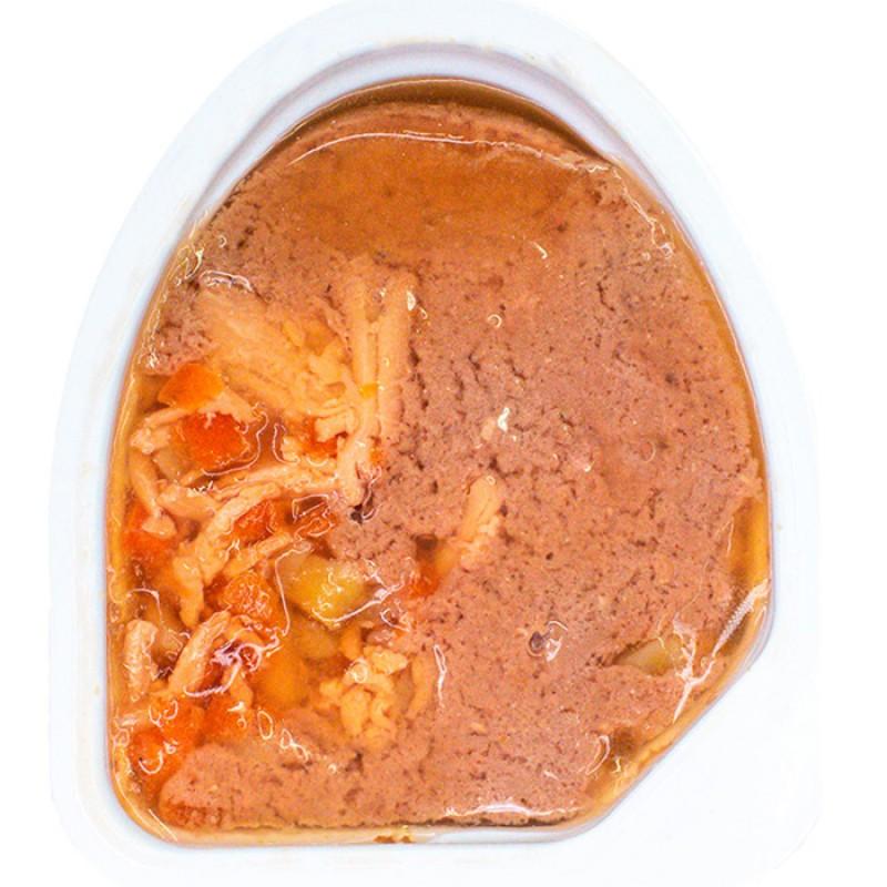 Влажный корм для собак Wellness Core Small Breed Аппетитное Попурри Из Баранины и Оленины Тушенных с Белым Сладким Картофелем и Морковью 0,085 кг