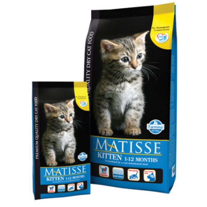 Сухой корм для котят Farmina Matisse Kitten 1-12 Months 0,4 кг