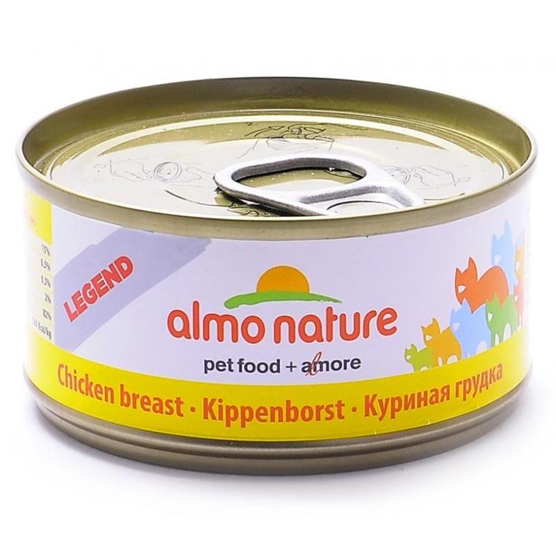 Влажный корм для кошек Almo Nature Legend Adult Cat Chicken Breast 0,07 кг