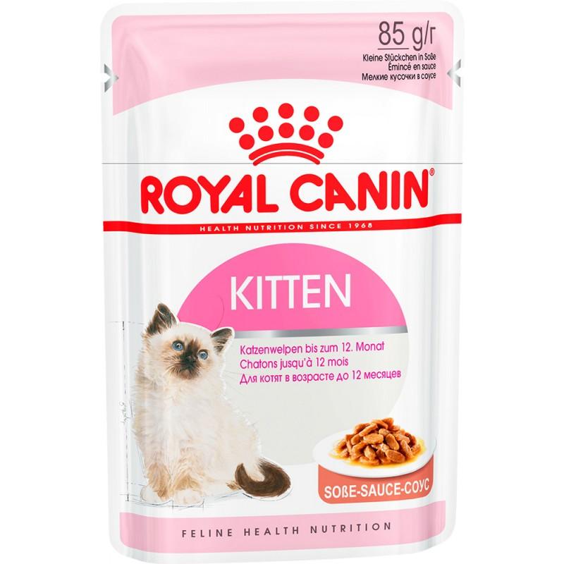 Влажный корм для котят Royal Canin Kitten Instinctive 0,085 кг