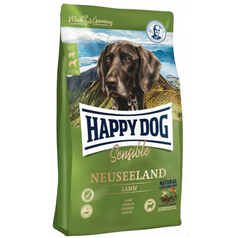 Сухой корм для собак Happy Dog Supreme Sensible Neuseeland 12,5 кг