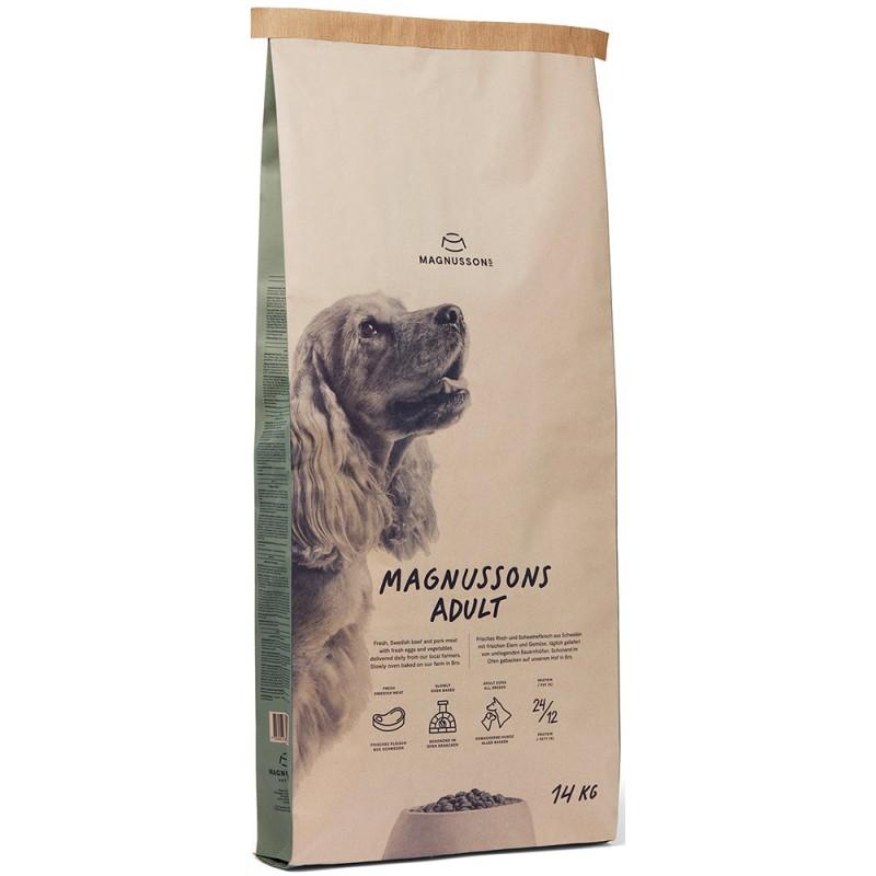 Сухой корм для собак Magnusson Meat&Biscuit Adult 14 кг