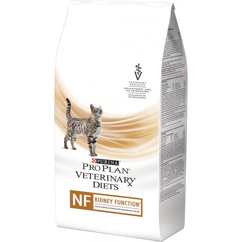 Сухой корм Purina Pro Plan Veterinary Diets Feline NF диета для кошек 0,35 кг