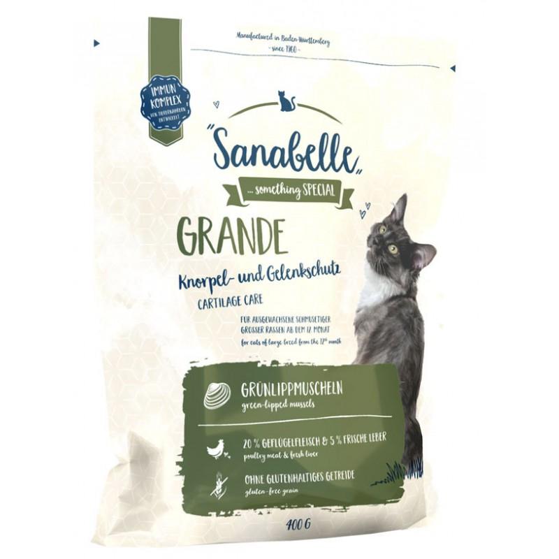 Сухой корм для кошек Sanabelle Grande 0,4 кг