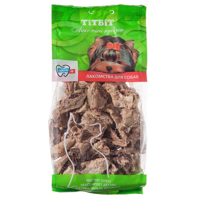 Лакомство для собак Titbit Легкое баранье XL 0,068 кг