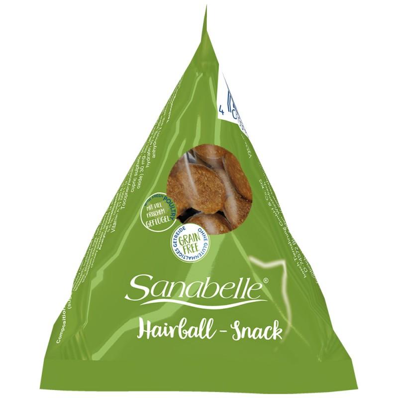 Лакомство для кошек Sanabelle Hairball Snack 0,02 кг