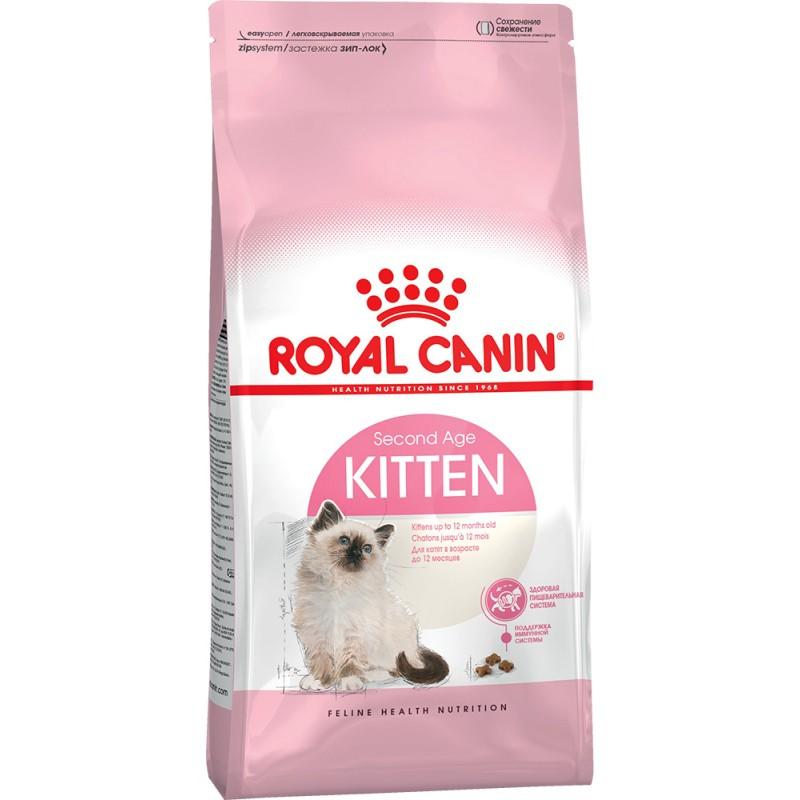 Сухой корм для котят Royal Canin Kitten 2 кг