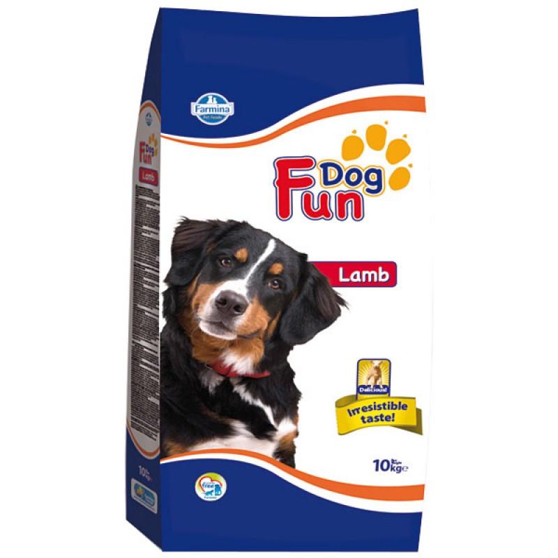 Сухой корм для собак Farmina Fun Dog Lamb 10 кг