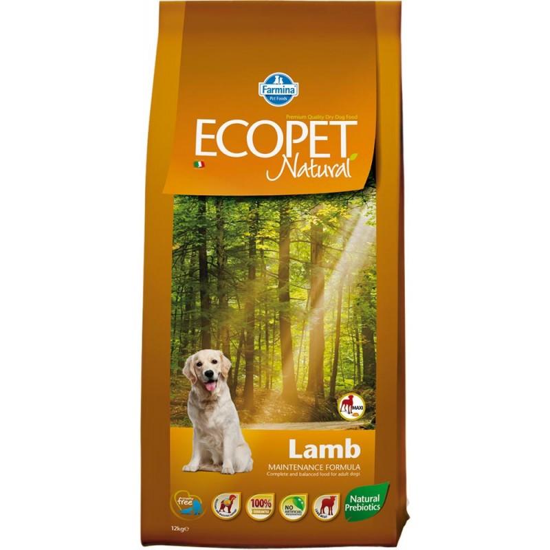 Сухой корм для собак Farmina Ecopet Natural Lamb Medium 12 кг