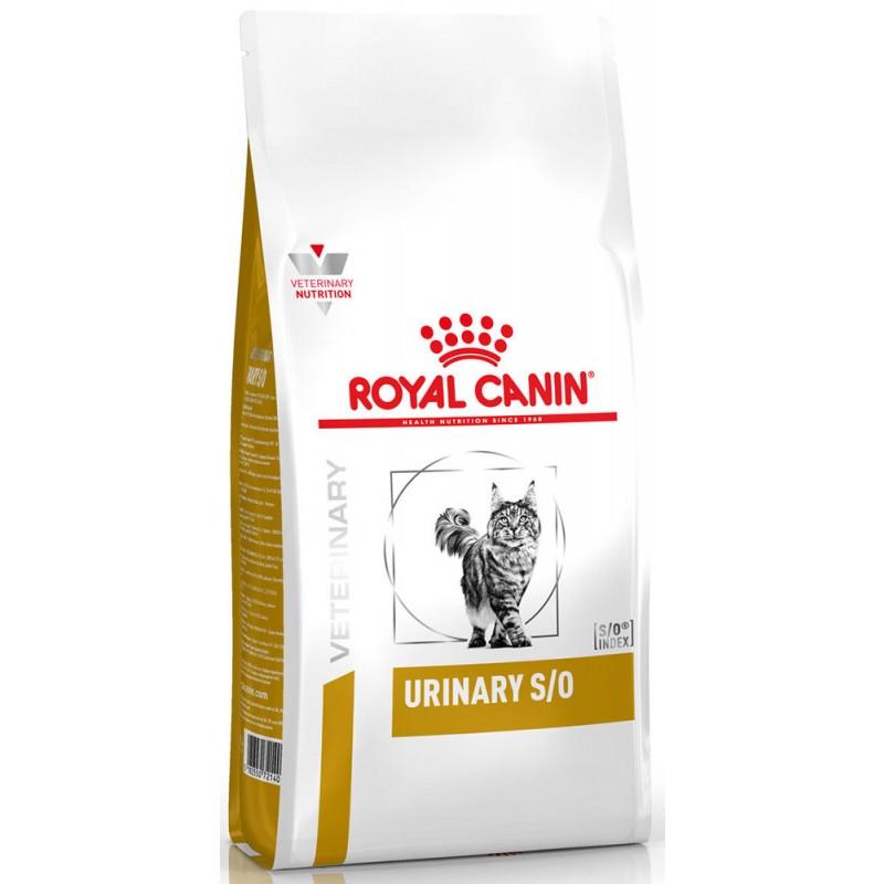 Сухой корм Royal Canin Urinary S/O LP34 диета для кошек 1,5 кг