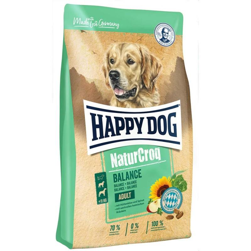 Сухой корм для собак Happy Dog NaturCroq Rind & Rice 4 кг