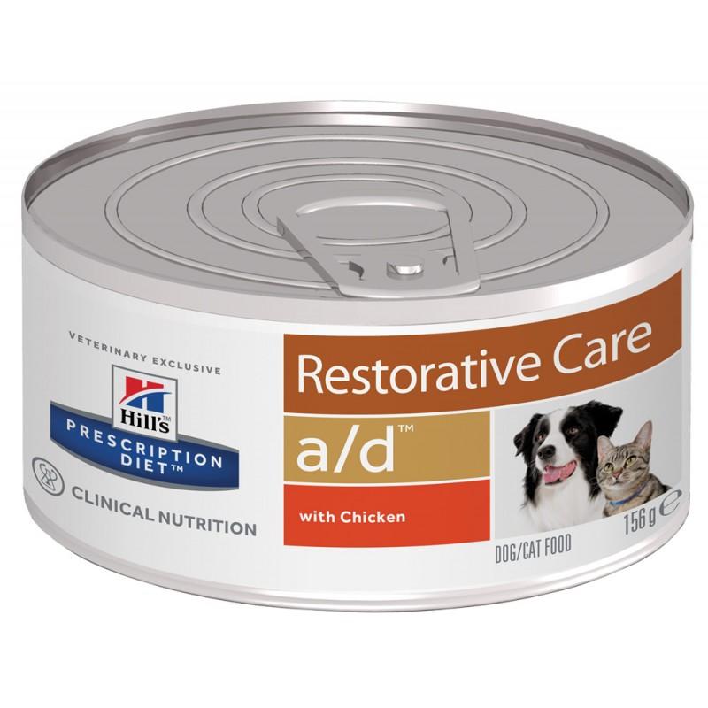 Влажный корм Hills Prescription Diet a/d Canine Critical Care диета для собак 0,156 кг