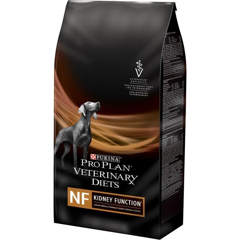 Сухой корм Purina Pro Plan Veterinary Diets Renal Function NF диета для собак 3 кг