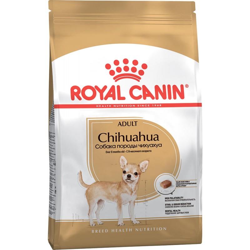 Сухой корм для собак Royal Canin Chihuahua Adult 1,5 кг