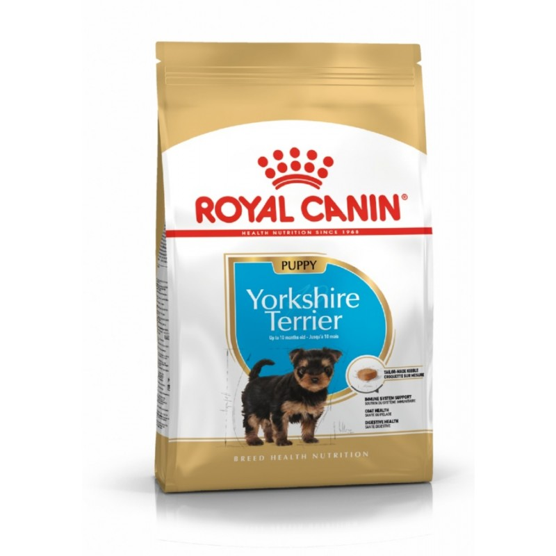 Сухой корм для щенков Royal Canin Yorkshire Puppy 1,5 кг