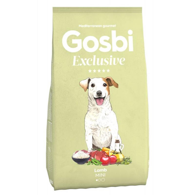 Сухой корм для собак Gosbi Exclusive Lamb Mini с ягненком для маленьких пород 7 кг