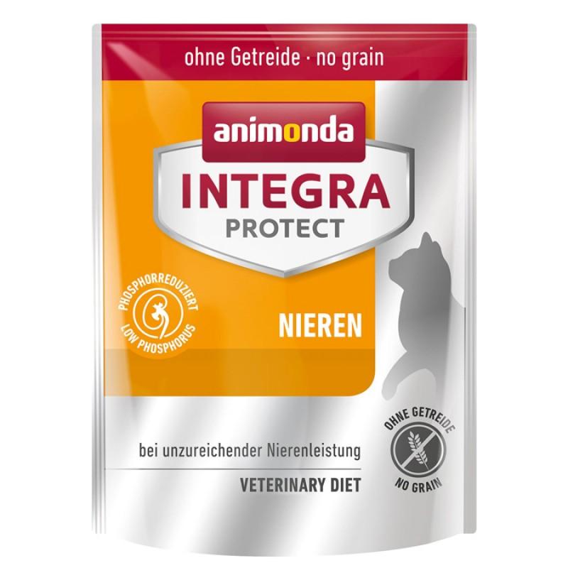 Сухой корм Animonda Integra Protect Renal при почечной недостаточности диета для кошек 0,3 кг