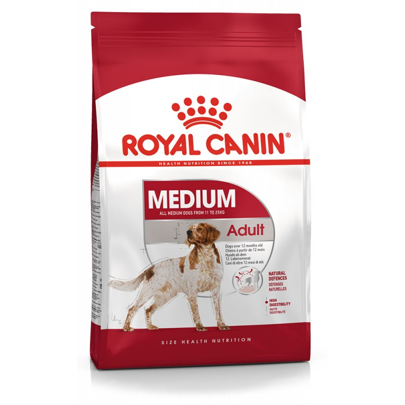 Сухой корм для собак Royal Canin Medium Adult 3 кг