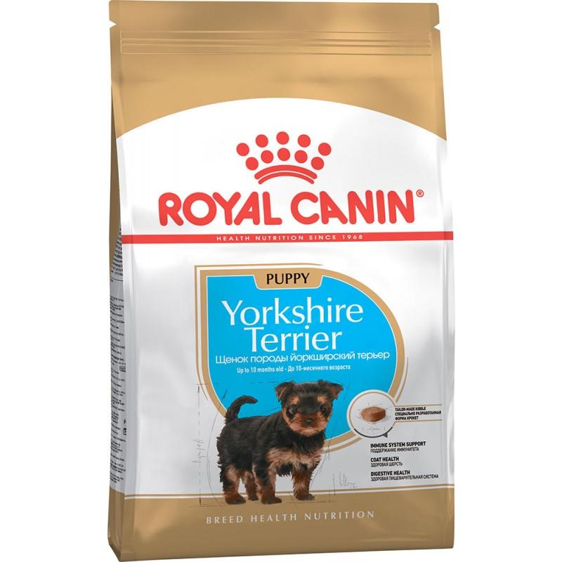 Сухой корм для щенков Royal Canin Yorkshire Terrier Puppy 0,5 кг