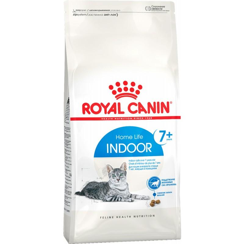 Сухой корм для кошек Royal Canin Indoor +7 3,5 кг