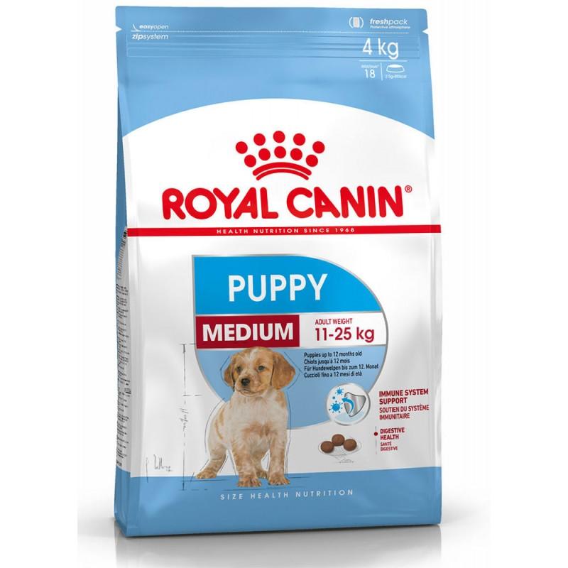Сухой корм для щенков Royal Canin Medium Puppy 3 кг