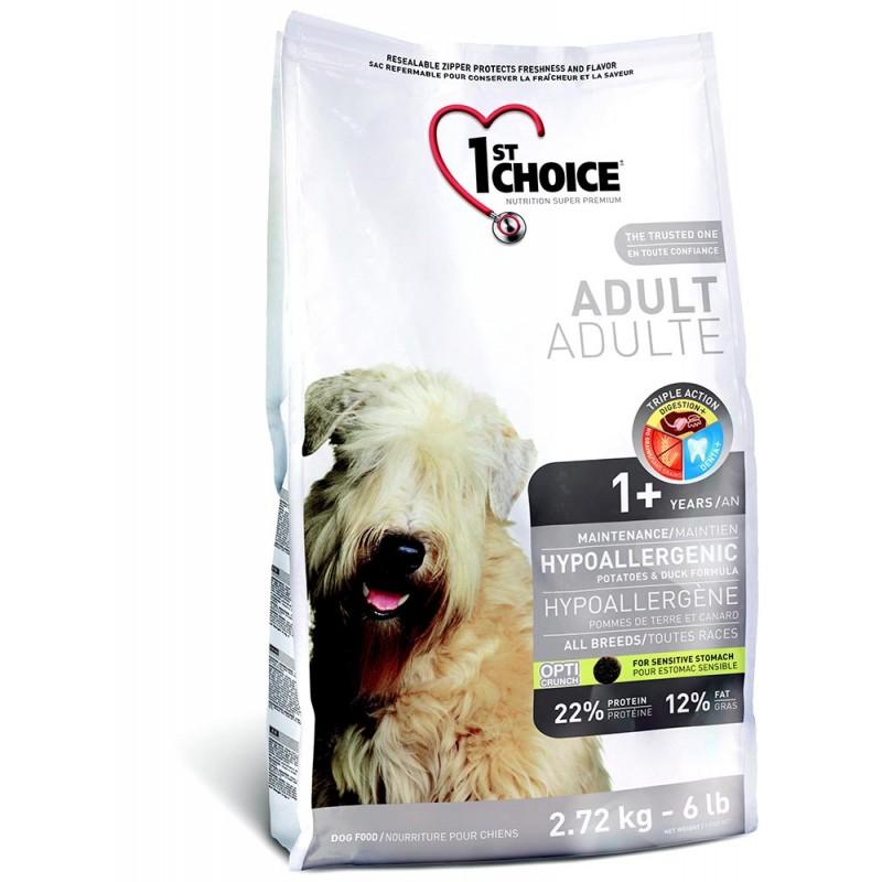 Сухой корм для собак 1st Choice Adult Hypoallergenic 0,35 кг