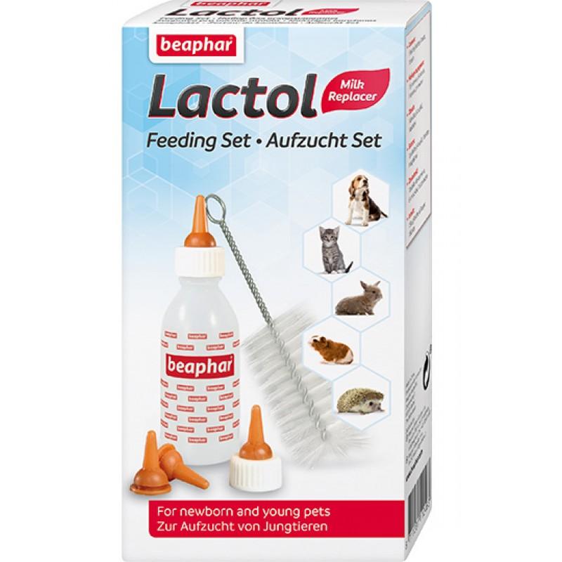 Заменитель молока для кошек Beaphar набор для вскармливания животных 0,04 кг