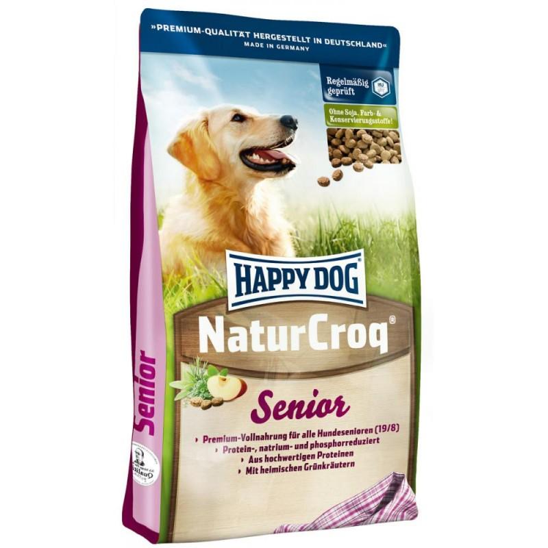 Сухой корм для собак Happy Dog NaturCroq Senior 15 кг