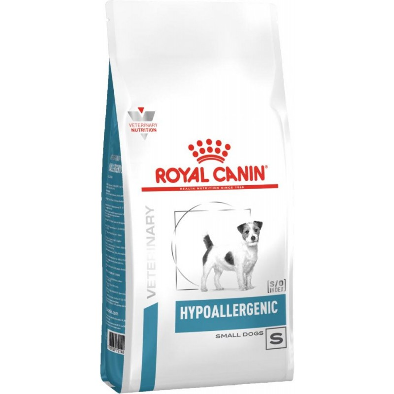 Сухой корм Royal Canin Hypoallergenic HSD24 Small Dog диета для собак 3,5 кг