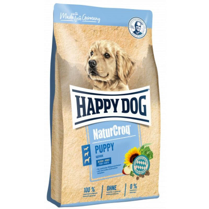 Сухой корм для щенков Happy Dog NaturCroq Puppy 1 кг