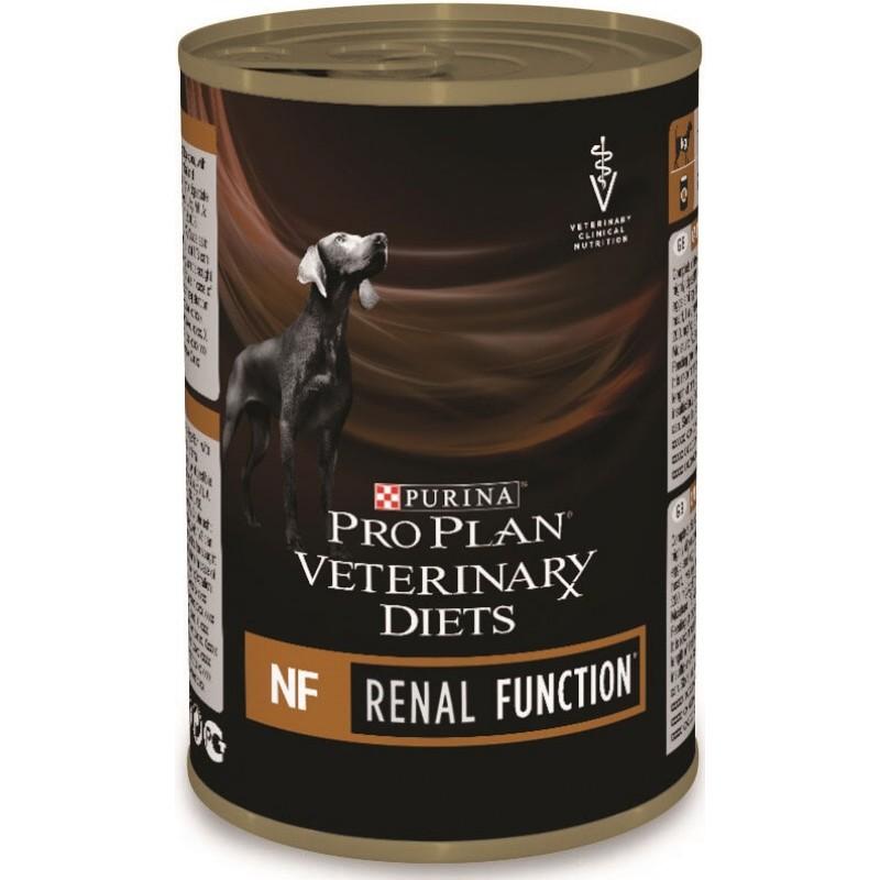 Влажный корм Purina Pro Plan Veterinary Diets Canine NF Kidney Function диета для собак 0,4 кг