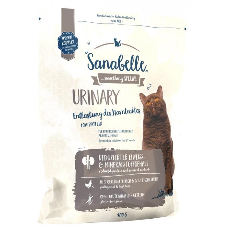 Сухой корм для кошек Sanabelle Urinary 0,4 кг