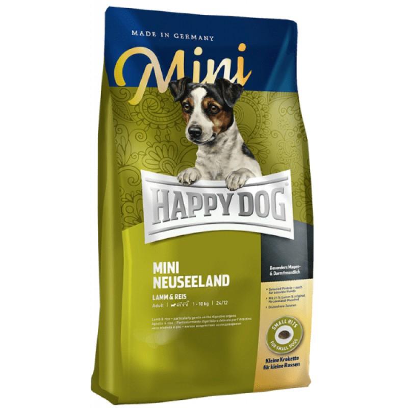 Сухой корм для собак Happy Dog Supreme Mini Neuseeland 1 кг