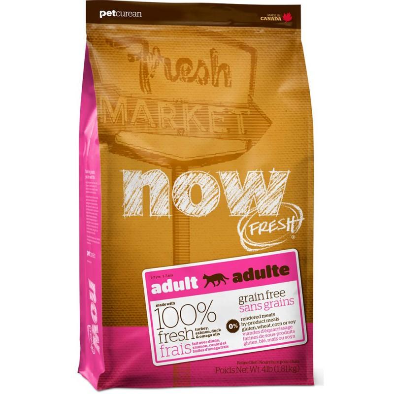 Сухой корм для кошек Now FRESH Grain Free Adult Cat Food 7,26 кг