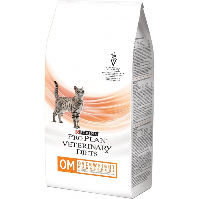 Сухой корм Purina Veterinary Diets Feline OM диета для кошек 1,5 кг