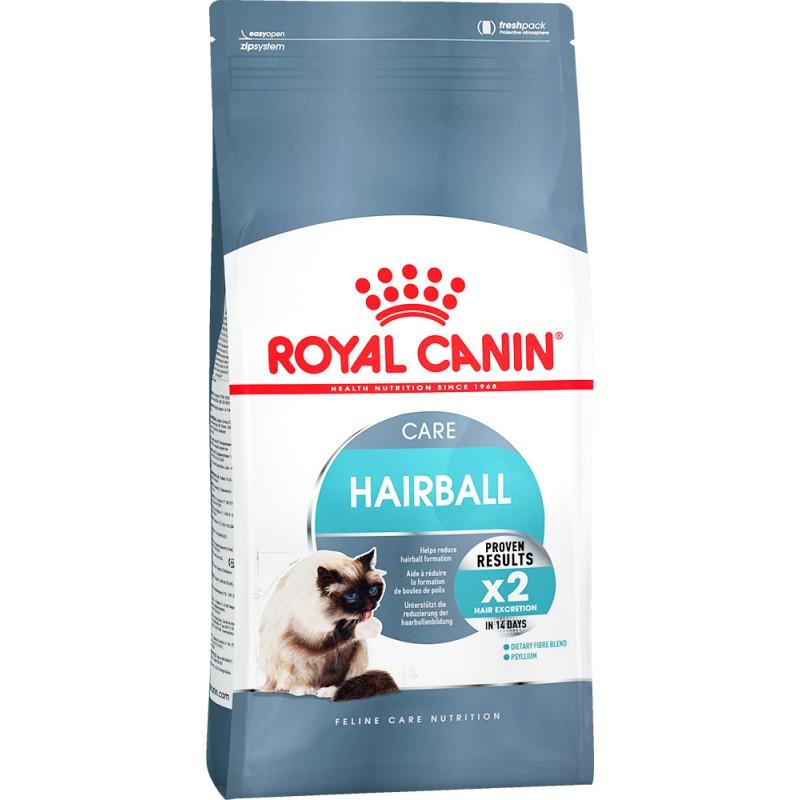 Сухой корм для кошек Royal Canin Hairball Care 2 кг