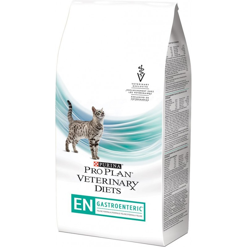 Сухой корм Purina Pro Plan Veterinary Diets Feline EN диета для кошек 1,5 кг