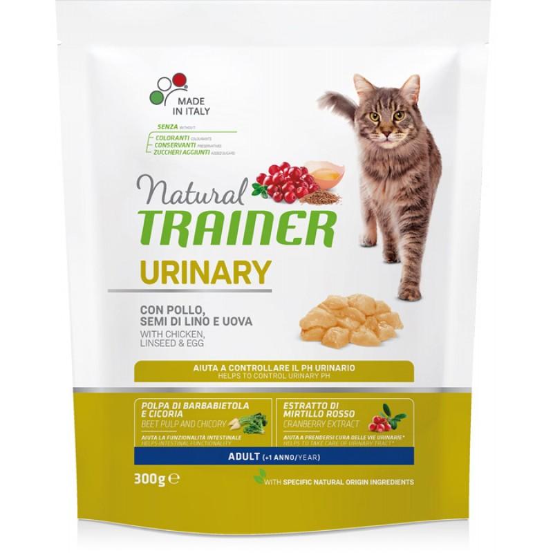 Сухой корм для кошек Trainer Urinary Adult с курицей 0,3 кг