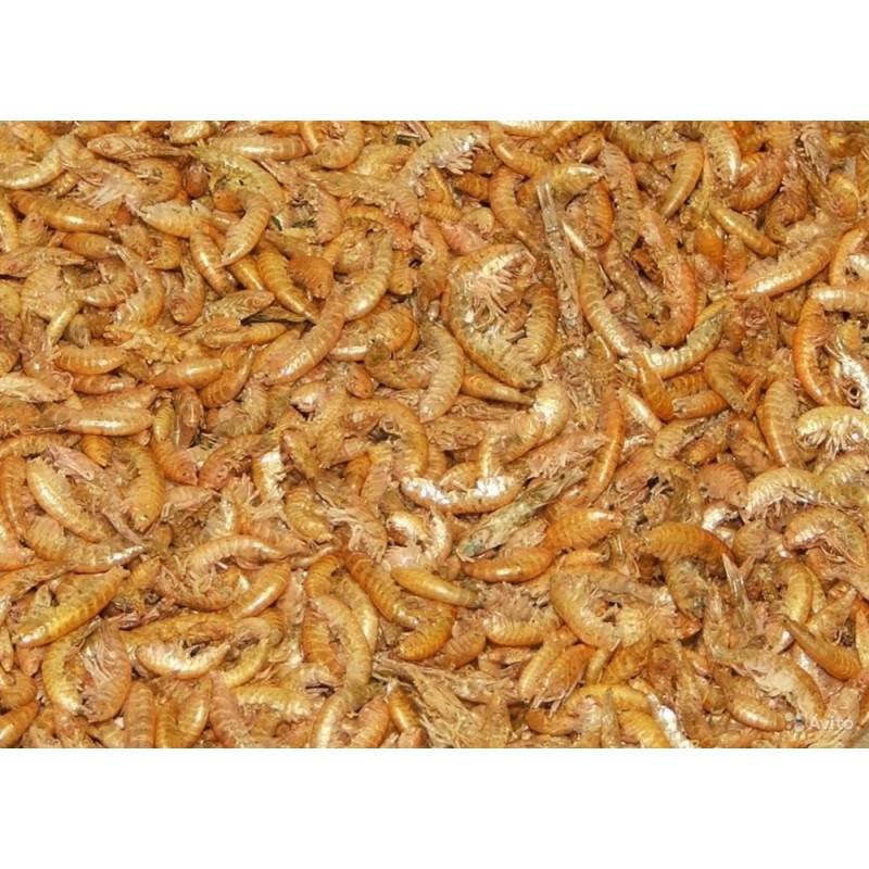 Сухой корм для рыб Зоомир Гаммарус пакет 0,015 кг