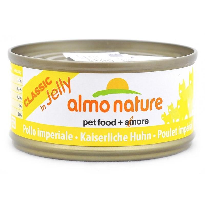 Влажный корм для кошек Almo Nature Legend Adult Cat Imperial Chicken 0,07 кг