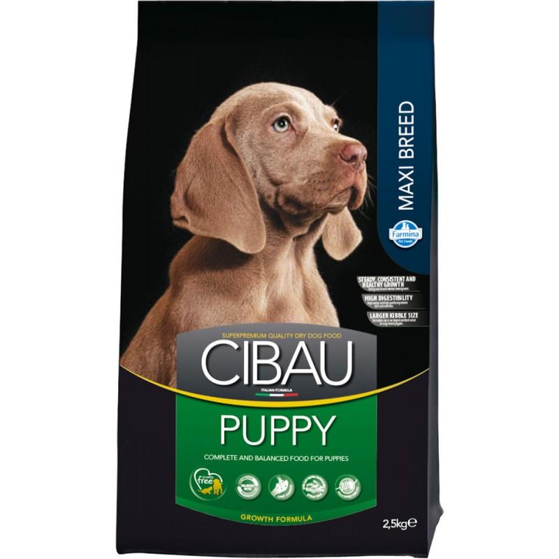 Сухой корм для щенков Farmina Cibau Puppy Maxi 2,5 кг