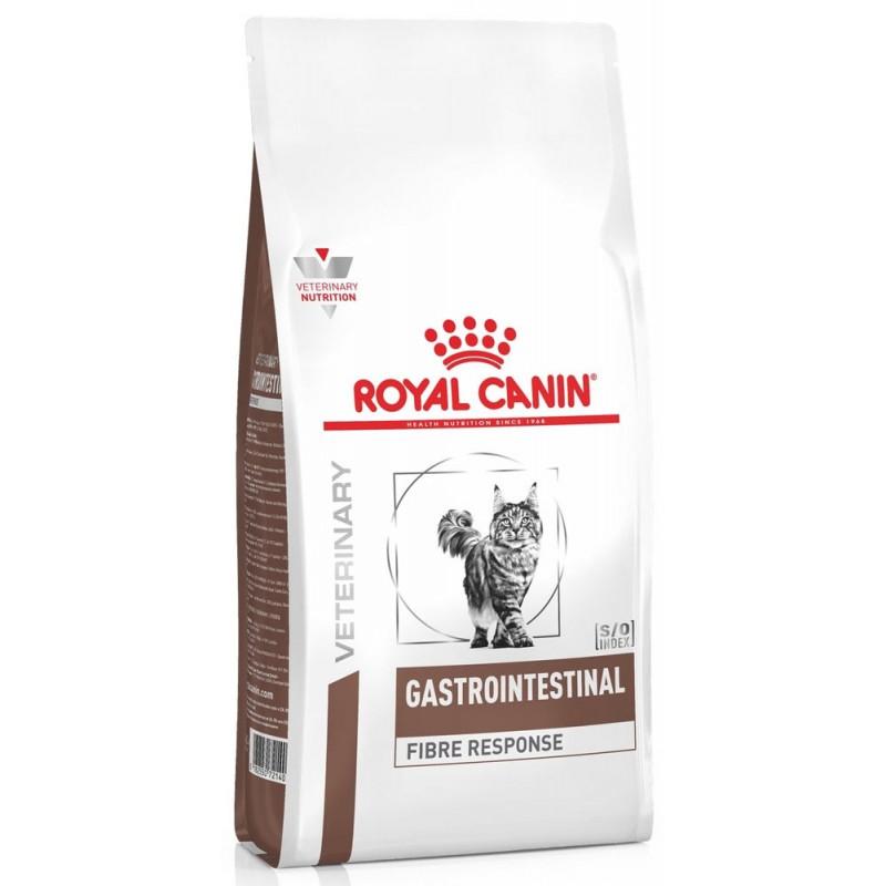 Сухой корм Royal Canin Fibre Response FR31 диета для кошек 0,4 кг