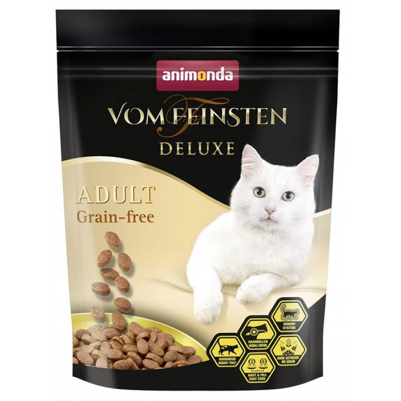 Сухой корм для кошек Animonda Vom Feinsten Deluxe Grain-free 0,25 кг