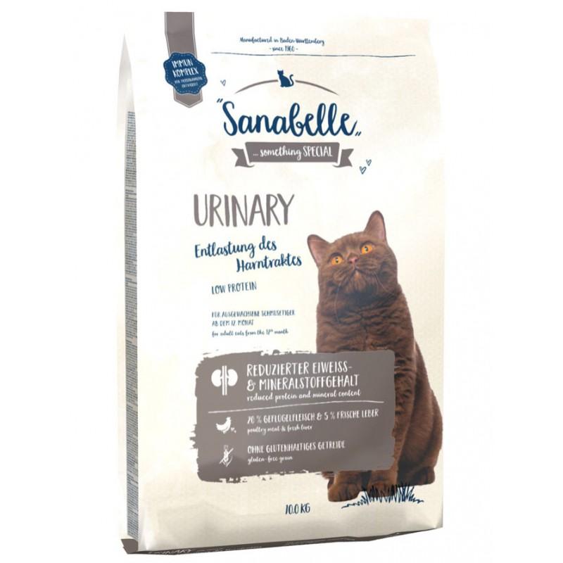 Сухой корм для кошек Sanabelle Urinary 10 кг