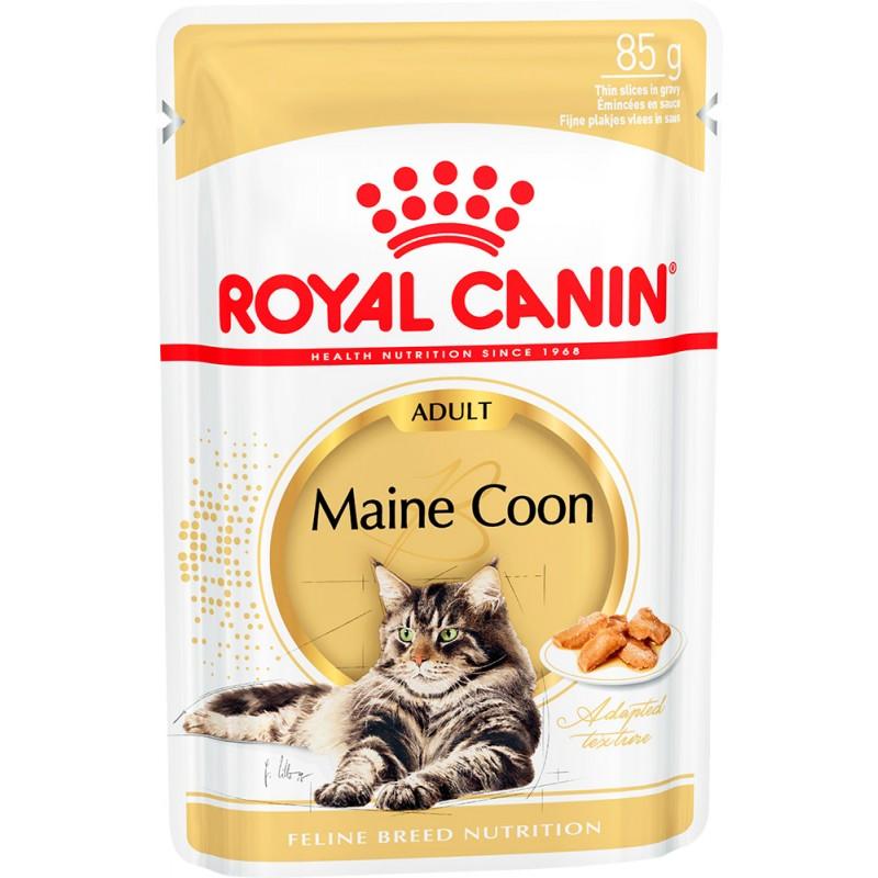 Влажный корм для кошек Royal Canin Maine Coon Adult 0,085 кг